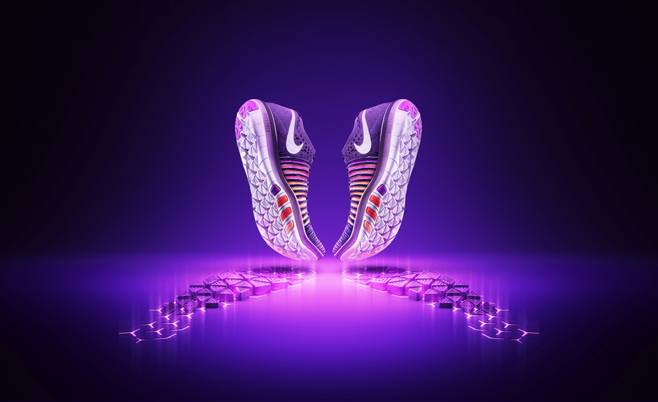 purple glow global